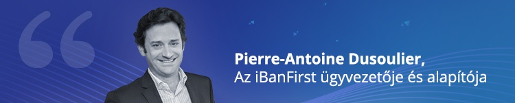 Az iBanFirst ügyvezetője és alapítója